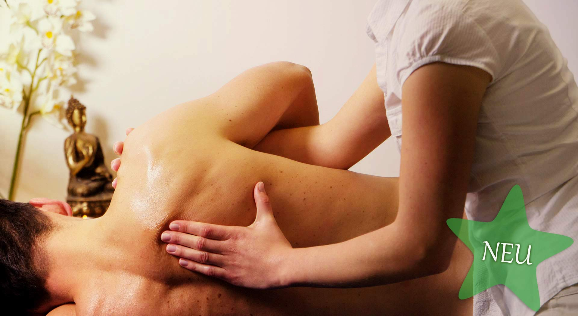 Sabai Intensiv-Massage 60 min